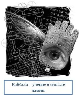 Каббала - учение о смысле жизни