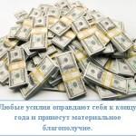Финансовый гороскоп на 2016 год