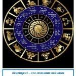 Асцендент и его значение в знаках зодиака
