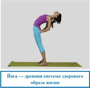 Йога — древняя система здорового образа жизни