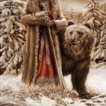 Славянские молитвы Велесу